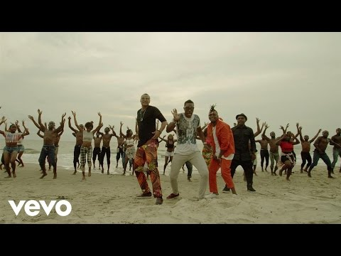 Lumino - Rockonolo (Remix) ft. Mohombi, Diamond Platnumz, Franko