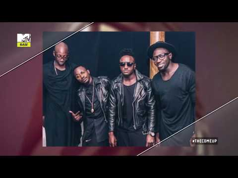"The Come Up S01E5 Sauti Sol - ""Staying together has really inspired us"""