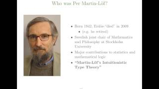 """Joseph Abrahamson on """"On the Meanings of the Logical Constants"""""""