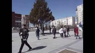 Собрание проводимое КУК БУРЕ за установку памятника Ахмет Заки Валиди