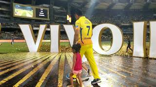 csk new theme song