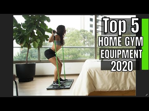 Best Home Gym Equipment to Buy in 2020