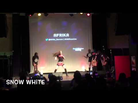 AFRIKA DANCERS LIVE @ THE UNCLE&MISTAR SHOW