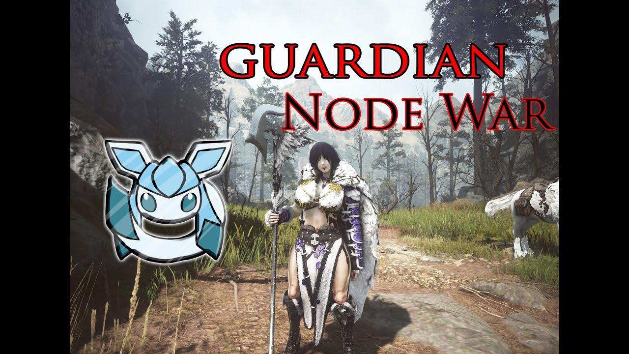 Black Desert - Guardian Node War
