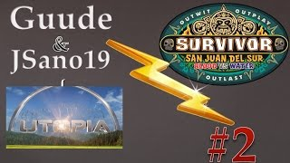 Guude and JSano19 - Survivor and Utopia Weekly Recap - Episode 2 - Flint and Steel