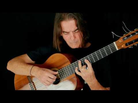 Lagrima - (Teardrop) - Tarrega - Michael Chapdelaine - classical guitar