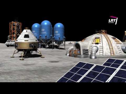 Mokslo sriuba: kodėl ateityje kasime asteroidus?