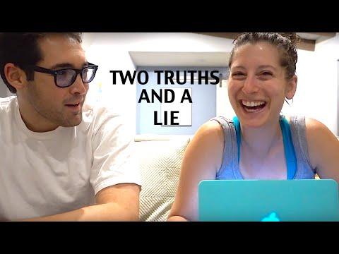 Tell me two truths and one lie about yourself? - reddit