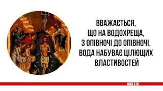 18 19 cічня   Хрещення Господнє
