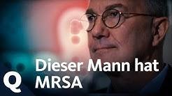 Ein MRSA Patient über Abszesse, Not-OP und Isolation | Quarks