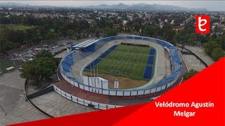 Velódromo Olímpico Agustín Melgar | www.edemx.com