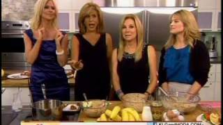 NBC Today Show Cooking Segment with Michaele