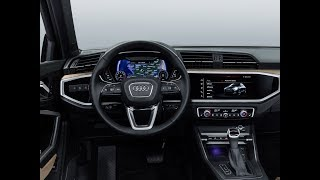 Audi Q3 (2019): Das Cockpit