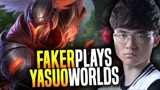 Video Faker is Ready to Play Yasuo for Worlds? - SKT T1 Faker Playing Yasuo Mid!   SKT T1 Replays download MP3, 3GP, MP4, WEBM, AVI, FLV Januari 2018