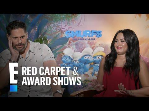 Joe Manganiello & Demi Lovato Play