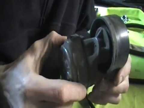 Замена натяжителя приводного ремня фиат Замена замка зажигания ниссан патрол