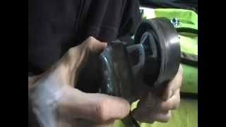 Замена ремня генератора Fiat Doblo