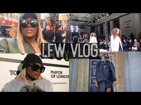 VLOG: LONDON FASHION WEEK | BREENY LEE