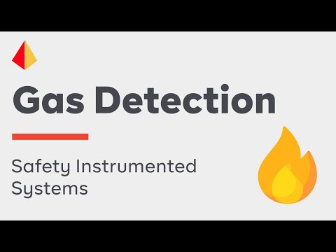 Gas Detection and Safety Instrumented Systems