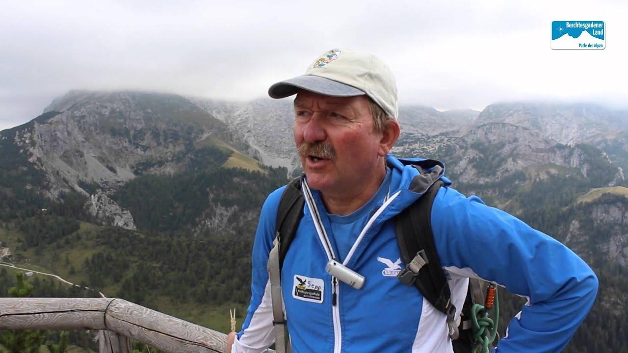 Klettersteig Jenner : Der schützensteig klettersteig am kleinen jenner königssee