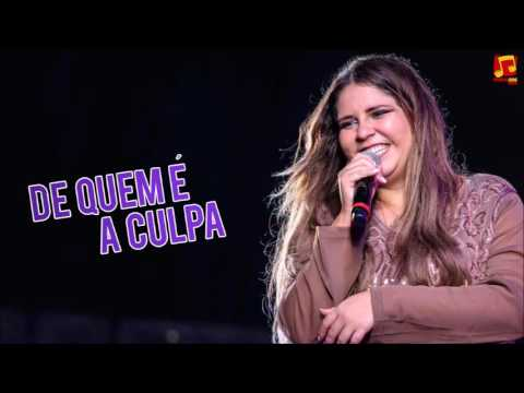 Marília Mendonça - De Quem É A Culpa Áudio +