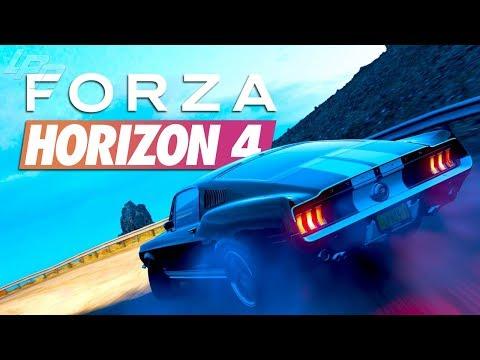 Tokyo Drift Vibes! '68er Mustang Fastback! - FORZA HORIZON 4 Part 103 | Lets Play thumbnail