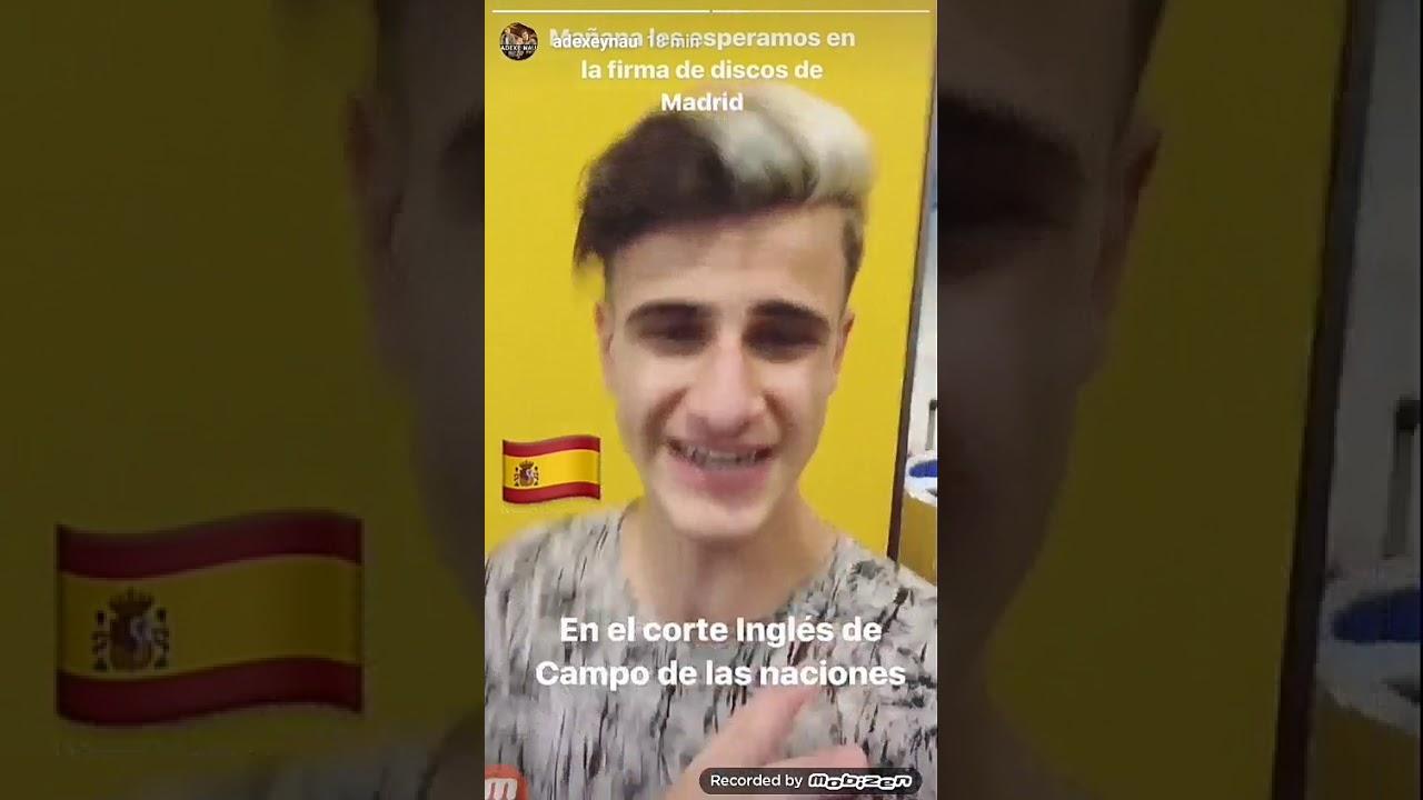 Firma de discos en España Madrid!!! Adexe   Nau Naudexers d2c79b017b25