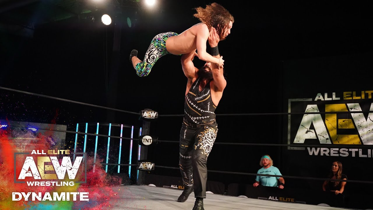 IS MR. BRODIE LEE UNSTOPPABLE?   AEW DYNAMITE 4/29/20 - YouTube