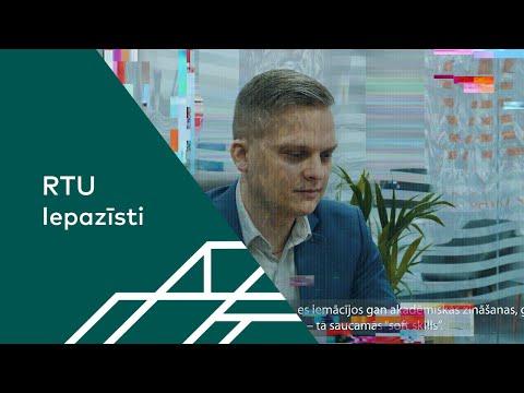 RTU absolvents Juris Barkāns