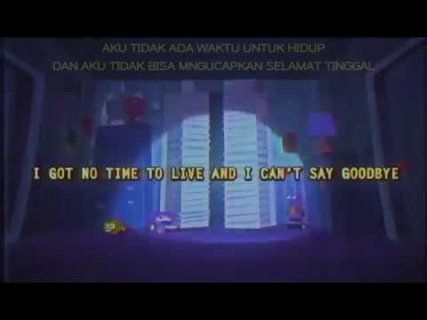 FNaF 4 Song Translate Indo | I Got no Time