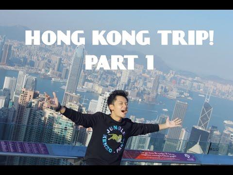 Randy Martin #VLOG: HongKong Trip! PART 1