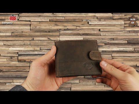 e031019f49a2 Férfi bőr pénztárca díszdobozban GreenDeed CY1021/T barna - Bőrpénztárca.hu  Webáruház - imclips.net