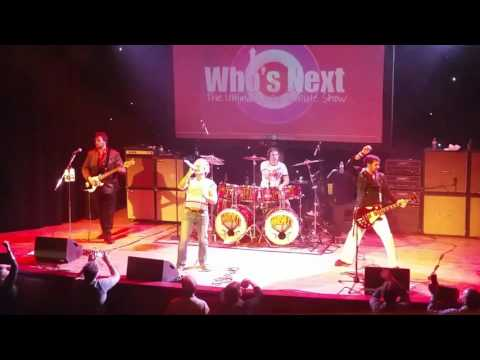 Who's Next - Medley - My Generation/Join Together/Naked Eye/Don't Get Fooled Again