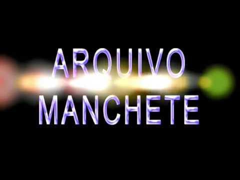 Arquivo Manchete (Programa de Domingo) Abertura - 1996