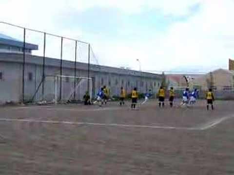 Gol de Daniel Cabrera