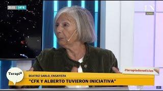 Beatriz Sarlo: