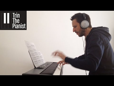 River flows in you - Yiruma - Piano cover + sheets