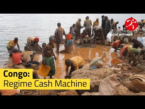 Congo: Regime Cash Machine l Global Witness