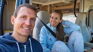 Camping Roadtrip Portugal: Geburtstag auf Weltreise, Jubiläum und Ankunft in Spanien | VLOG #382