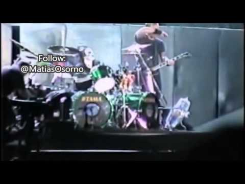 Metallica W/ Joey Jordison (For Whom The Bell Tolls / Creeping Death / Seek And Destroy)