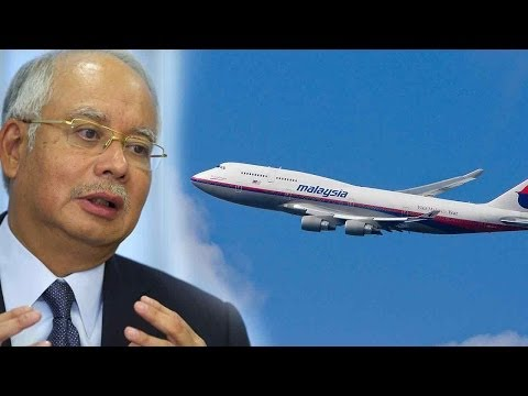 Najib Razak, Malaysian Prime Minister's address on MH 370