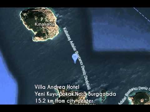 Villa Andrea Hotel ★ Istanbul, Turkey