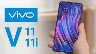 Обзор Vivo V11 и V11i с вырезом, который не бесит (review)