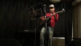 2017/10/14丸勝で行われた「ともイルトリビュートナイト」での重田基喜さんです。