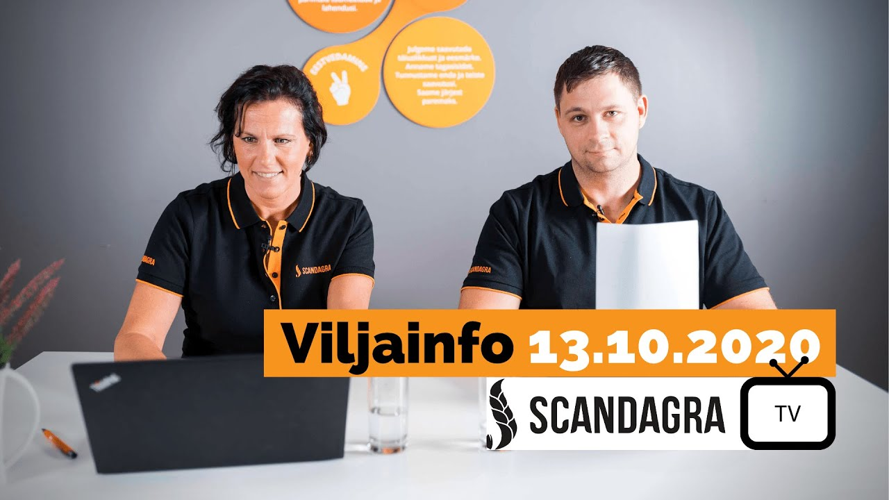 Scandagra VILJAINFO 13.10.2020