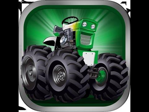 Крутые гонка на тракторах.Мультики про машинки для маленьких мальчиков