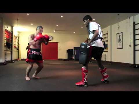 Shifu Yan Lei's A.M Fight Training