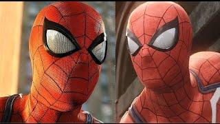 Spider-Man PS4 PRO 4K vs PS4 1080P Early Graphics Comparison | PS4 PRO vs PS4