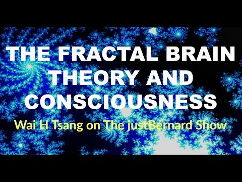 The Fractal Brain Theory and Consciousness - Wai H Tsang on The justBernard Show