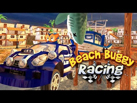 #6 Beach Buggy Racing - Pineapple Punch - Gameplay - Walkthrough - Video Game